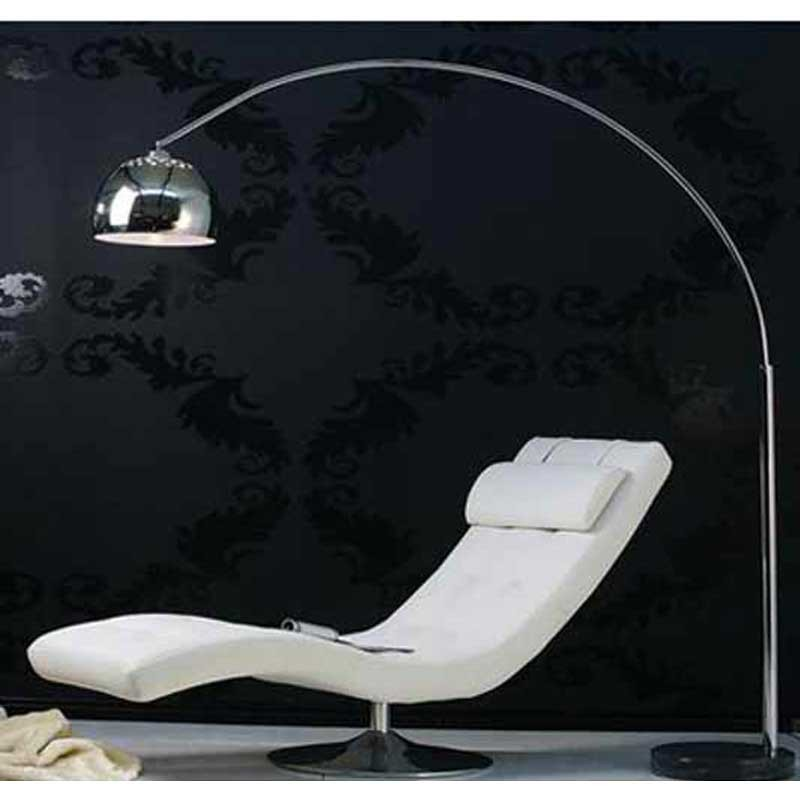 lampe arc xl chrome. Black Bedroom Furniture Sets. Home Design Ideas